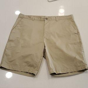 Calvin Klein Mens Khaki Shorts